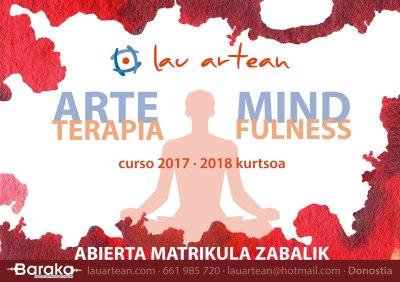 curso arteterapia mindfulness